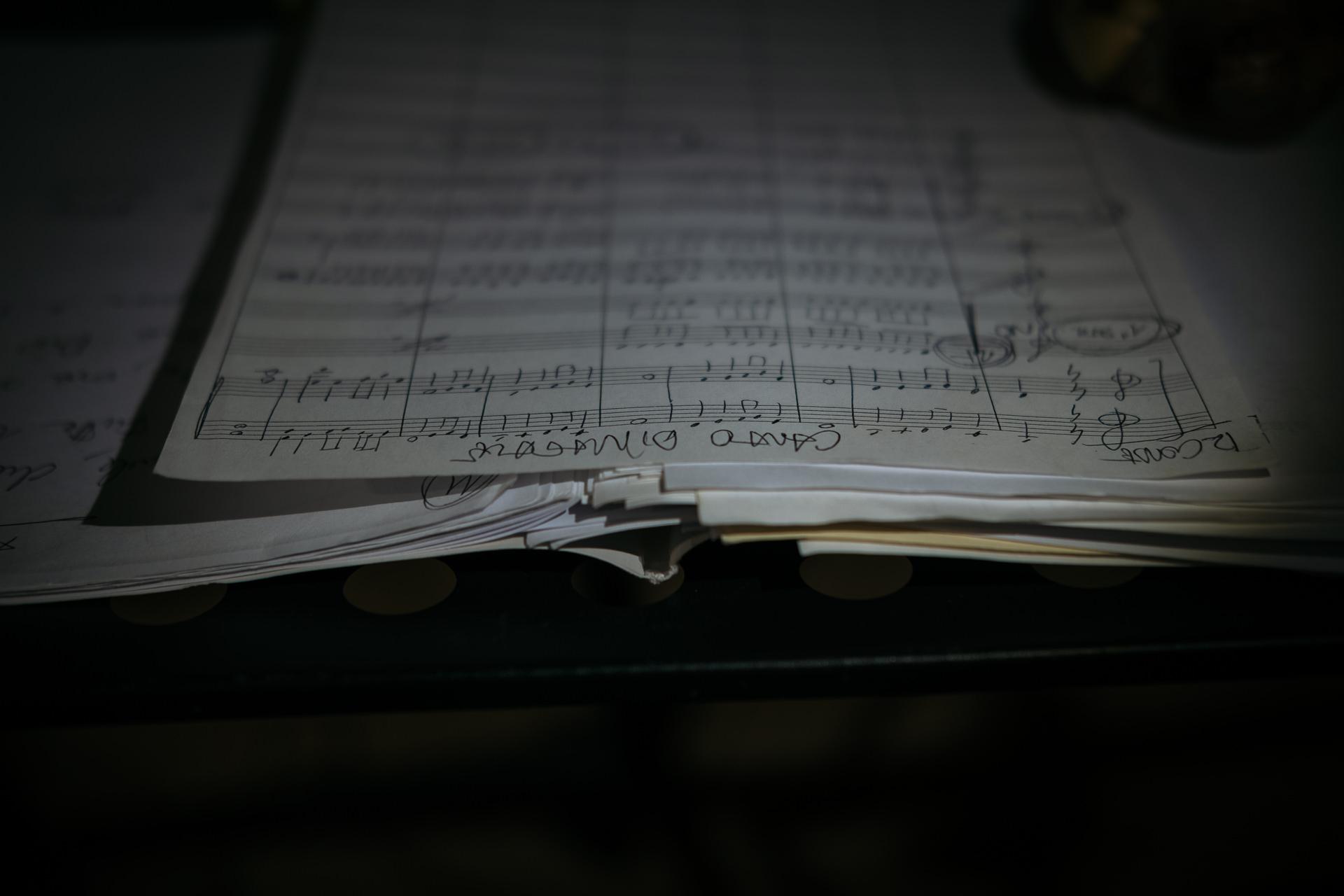 Musica e immagine, per una riflessione creativa.